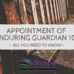 Appointment of Enduring Guardian 101