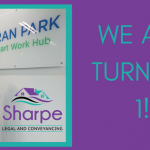 Sharpe Legal and Conveyancing is Turning 1!